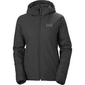 Helly Hansen Odin Stretch Stretch Hooded Insulated Jacket Women, black